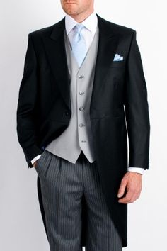 Royal Ascot Three Piece Morning Suit