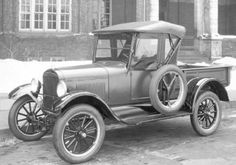 in the early 20's cars were also a big hit in the industry. Modle T's were the most famous of them all.