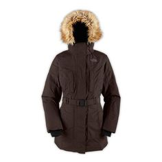 Northface Brooklyn Jacket - gotta have this winter!