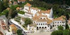 Portugal: Incomparable palaces - via New Zealand Herald News 29.03.2013 | Photo: Sintra National Palace in Portugal is a veritable Disneyland of architectural influences, all of them whimsically indulgent. Photo / Getty Images