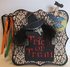 Sweet Irene's Inspirations: Halloween Mini Album