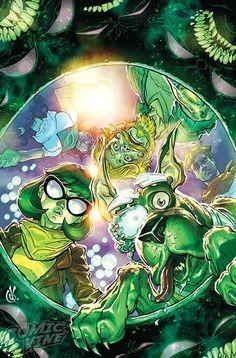Exclusive Variants: BATMAN #1, GREEN LANTERNS #1, & SCOOBY APOCALYPSE #2 - Comic Vine