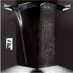 Luxury Rain Showers gessi-shower-private-wellness-5 i want this | cool stuff