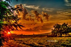 Clouds at sunset... by oturai on YouPic