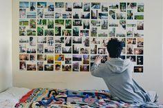 Decorazioni originali per le pareti di casa! 20 idee... Lasciatevi ...