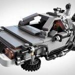 LEGO THE DELOREAN TIME MACHINE