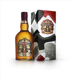 "MonchiTime Chivas Regal 12 presenta ""Made for Gentlemen\"" por Tim Little"