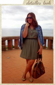 Me encanta casual, vestirte como tu quieres te da mucha confianza en ti #lovecurves #curvy #casual