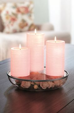 GloLite by #PartyLite - Apple Blossom