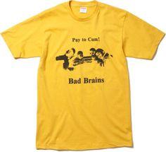 Tees Shirts (Button Ups, Cut & Sew) Outerwear Hats Accessories Bottoms Footwear Decks Collabs Select. Design Kaos, Supreme T Shirt, High Fashion, Mens Fashion, Streetwear, Crazy Outfits, Shirt Style, Shirt Designs, Design Inspiration