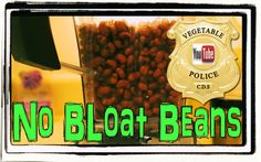 How to digest beans the easy way. No bloating or farting! Anti Bloating, Reduce Bloating, Healthy Food Options, Healthy Recipes, Vegan Life, Whole Food Recipes, Plant Based, Protein, Beans