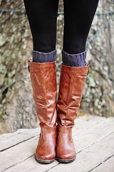 We Love Leg Warmers.