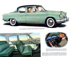 Auto Brochure 1954  4 door Sedan