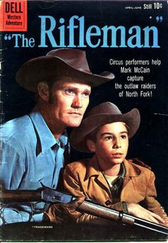 The Rifleman - I would put more of this show on this board, but I have a whole board on it, so whats the point?