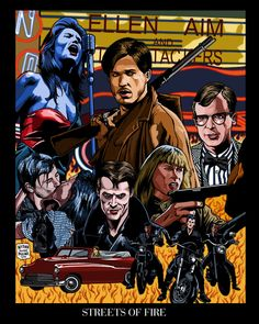 streets of fire, nathan thomas milliner