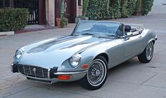 Jaguar : E-Type Convertible in Jaguar | eBay Motors