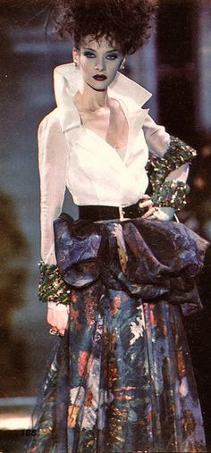 Chrystele, Christian Dior Haute Couture