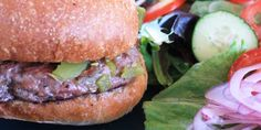 50 States, 50 Sandwiches - Zagat New Mexico: Green Chili Cheeseburger