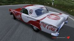 Coke TBird~ #cocacola: