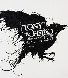Tony + Hsiao's Game of Thrones Wedding Invitations