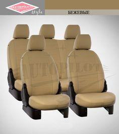 Бежевые чехлы Автопилот на сиденья от интернет магазина Autopilot style. http://autopilot-style.ru/ для Тойоты, Фольксваген.