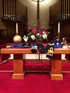 memorial day communion message