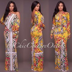Chic Couture Online, Multi Way Dress, Stunning Dresses, African Women, Curvy Fashion, Clothes For Women, Formal Dresses, Elegant, Stylish