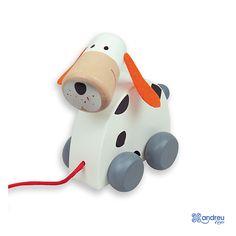 Купете Andreu toys - Куче за дърпане