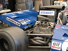John Dimmer's ex-Jackie Stewart Tyrrell Formula One Race Car, chassis number 004 F1 Wallpaper Hd, Jackie Stewart, Race Engines, Formula 1 Car, Kit Cars, Car Photos, Grand Prix, Race Cars, Ferrari