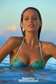 Emily DiDonato by James Macari for Sports Illustrated Swimsuit Issue 2016 Emily Didonato, Lily Donaldson, Isabeli Fontana, Robin Thicke, Izabel Goulart, Nina Agdal, Rosie Huntington Whiteley, Irina Shayk, Kendall Jenner