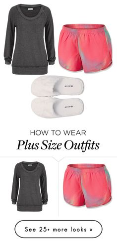 """Pjs"" by skylynn14 on Polyvore featuring NIKE, maurices, GANT, women's clothing, women's fashion, women, female, woman, misses and juniors"