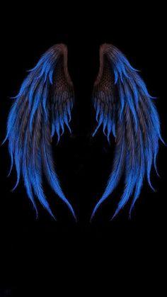 26 ideas drawing tattoo angel fantasy art - My list of the most creative tattoo models Wings Wallpaper, Dark Wallpaper, Galaxy Wallpaper, Wallpaper Ideas, Iphone Wallpaper, Trendy Wallpaper, Screen Wallpaper, Fantasy Kunst, Dark Fantasy Art