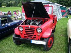 Alfa Romeo Matta Also called Alfa Romeo 1900M