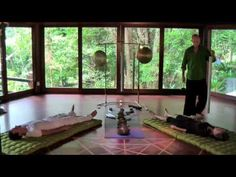 Sound Therapy-  consciousness, intention, and vibration create form.