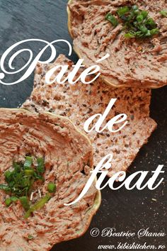 Paté de ficat   Bibi's Kitchen A Food