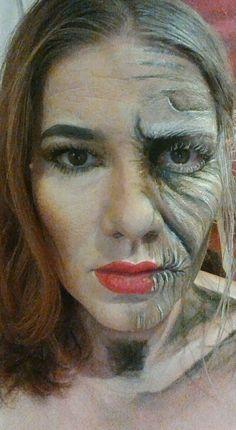 Face Art, Halloween Face Makeup, Portrait, Headshot Photography, Portraits, Makeup Art