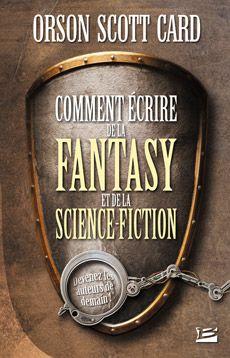 5 livres pour écrire de la fantasy | Monde Fantasy