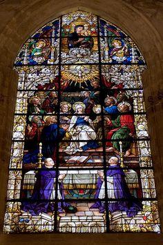breath-taking ... church in Spain by Susan E. Degginger