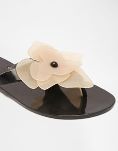Enlarge Vivienne Westwood For Melissa Color Flower Flip Flop