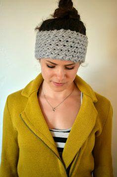 Knit Love. Knit Blue.: Fourth Day Earwarmer Recipe