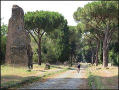 Biking the Ancient Appian Way - A Family Adventure In Rome Italy