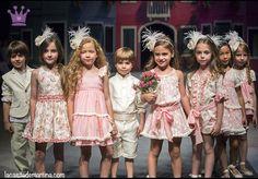 ♥ FIMI Kids Fashion Week Madrid ♥ Tendencias Moda Infantil SS 2016 – 2ª Parte : Blog de Moda Infantil, Moda Bebé y Premamá ♥ La casita de Martina ♥ Fashion Kids, Baby Girl Fashion, Fashion 2017, Kids Outfits, Cool Outfits, Moda Blog, Shows, My Princess, Sewing For Kids