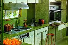 1964 - The Worst Decor Trend From The Year You Were Born - Photos