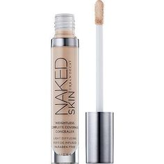 Urban Decay Cosmetics Naked Skin Weightless Complete Coverage Concealer in Fair Neutral.
