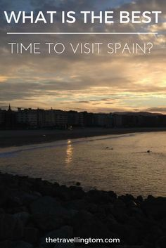 Spain is an amazingly diverse location! From the green Basque country to the arid landscapes of Andalucia. The range of scenery is incredible! This variety can make it difficult to know the best time to visit Spain, so if you're planning a trip look no further! I've got you covered!