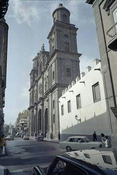 CATEDRAL DE SANTA ANA 1930