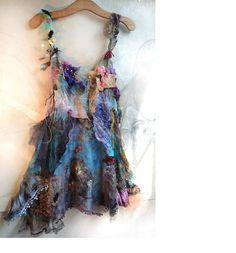 RESERVED for Margie Unique Beautiful Cotton par Paulina722 sur Etsy