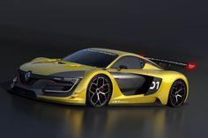 Nieuwe Racer: Renault Sport R.S. 01