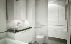 #willalindego  #bathroom #warsaw #interiors #interiordesign #design #architecture #interiordesigner #custom #made #furniture #mirrors #villeroyboch #spanishtiles #chrome #white #grey #new #project #lovemyjob #warszawa  #projekt #wnetrz #wnetrza #ProjektowePola #czesc
