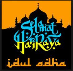 Tiba saat nya takbir berkumandang lagi, serukan kebesaran Allah, selamat Idul Adha 1436 H :))